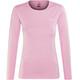 Kari Traa Nora - Camiseta de manga larga Mujer - rosa